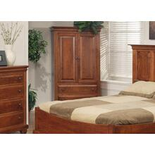 Florentino Armoire W/2 Dwrs. W/2 Shelves