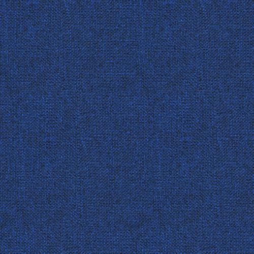 Flash Furniture - 18.5''W Church Chair in Interweave Dark Blue Fabric with Book Rack - Gold Vein Frame