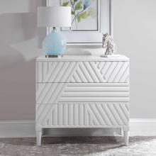 See Details - Colby 3 Drawer Chest, White