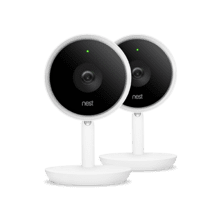 Nest Cam IQ 2 Pack