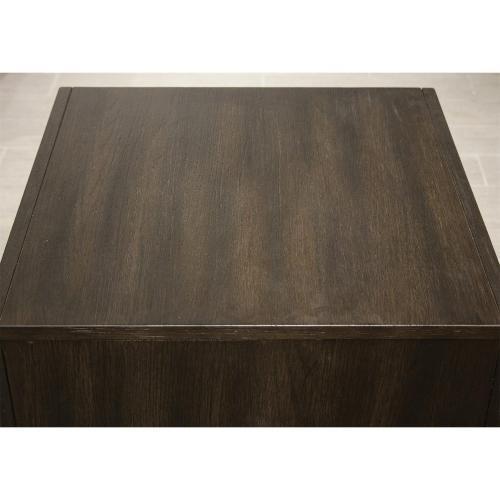 Vogue - Side Table - Umber Finish
