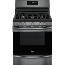 Frigidaire Gallery 30'' Freestanding Gas Range with Steam Clean