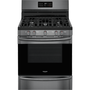 Frigidaire Gallery 30'' Freestanding Gas Range with Steam Clean Product Image