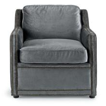 Posh Chair (charcoal Grey)