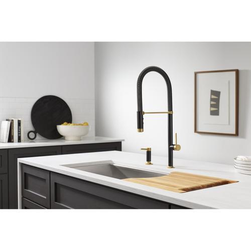 Semi-Professional Faucet - Matte Black