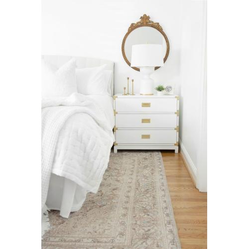 Table Lamp - WHITE
