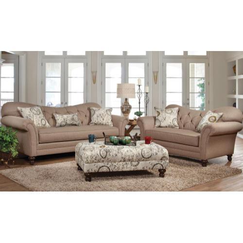 8750 Sofa--Abington Safari