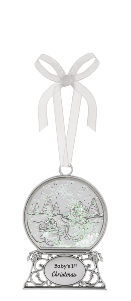 Ornament - Baby's 1st Christmas