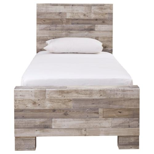 Effie Twin Panel Bed