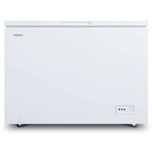 Galanz 10.0 Cu Ft Manual Defrost Chest Freezer in White