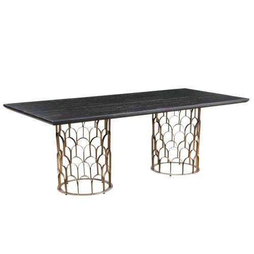 Tov Furniture - Gatsby Wood Dining Table