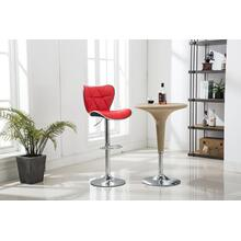 See Details - RED BAR STOOL (2 IN 1 BOX)