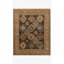View Product - HQ-01 Navy / Multi Rug