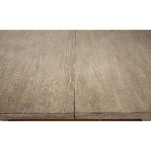 Myra - Rectangular Dining Table - Natural/paperwhite Finish