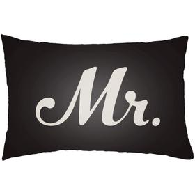 """Mr & Mrs MRSS-007 16""""H x 16""""W"""