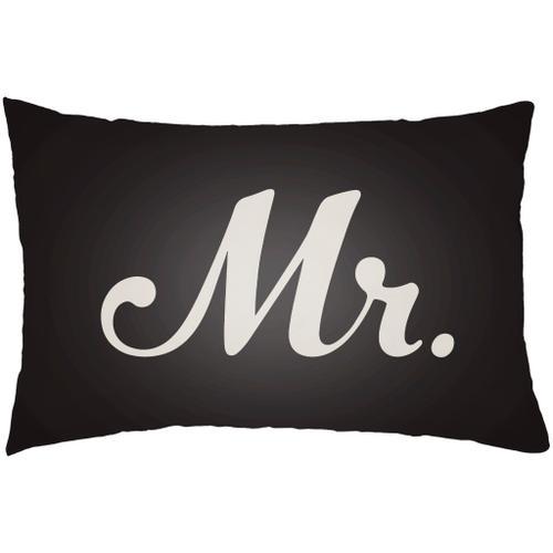 """Mr & Mrs MRSS-007 18""""H x 18""""W"""