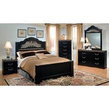 See Details - Sheree/Black Dresser