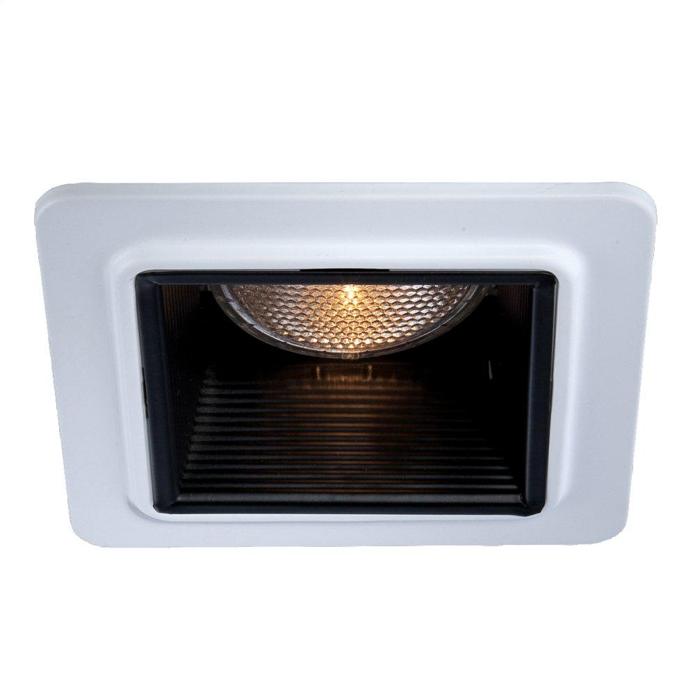 See Details - TRIM,4IN,SQUARE BAFFLE - White