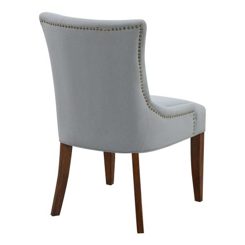 Emerald Home Marvelle D355-22-03 UPH.DINING Chair -gray, Su, 1pc/ctn