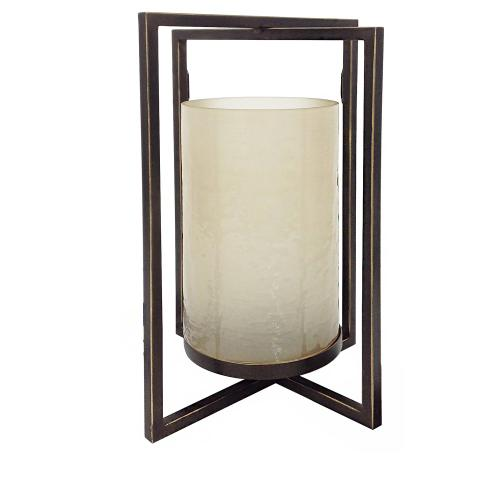Crestview Collections - Danson Caged Hanging Candle Holder