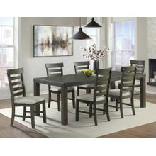 Colorado Dining Set - Table and 6 Chairs