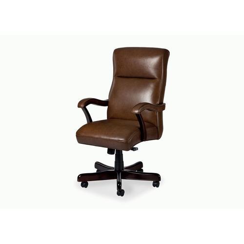 Bailey High Back Swivel Tilt Pneumatic Lift Chair