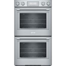 Double Wall Oven 30'' Professional Stainless Steel PO302W