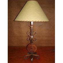 See Details - Texas Seal Metal Lamp
