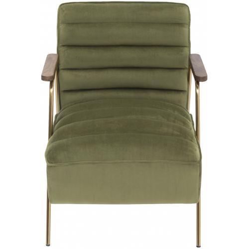 "Woodford Velvet Accent Chair - 24"" W x 30.5"" D x 29"" H"