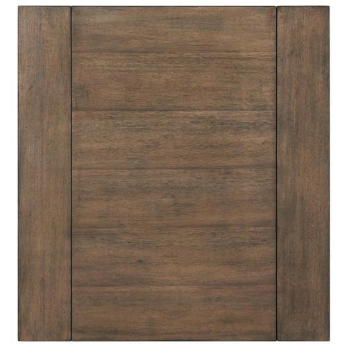 Riverside - Denali - Side Table - Toasted Acacia Finish