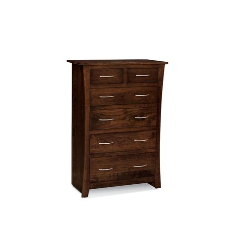 Garrett 6-Drawer Chest, Cherry
