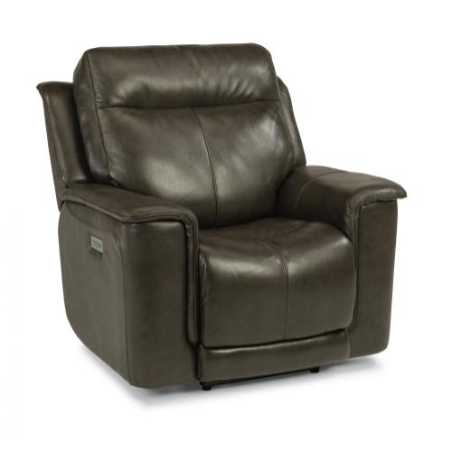Miller Power Recliner with Power Headrest & Lumbar