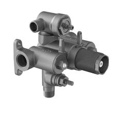 """Product Image - StyleTherm 1/2"""" Thermostatic Rough Valve With Integral Non-Shared Dual Outlets and Integral Single Volume Control"""