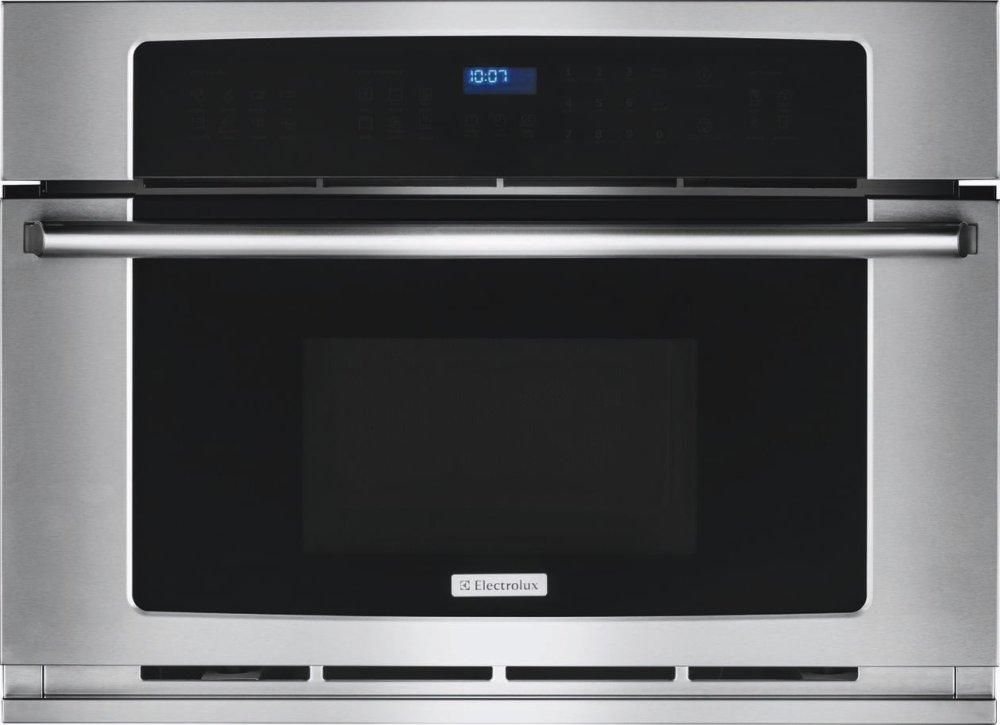 30'' Built-In Convection Microwave Oven with Drop-Down Door Photo #2