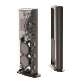 Triton Reference Floorstanding Tower Loudspeaker with Built-In 1800 Watt Powered Subwoofer