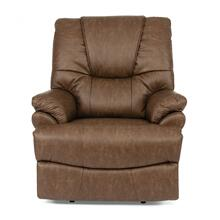 See Details - Fabric Power Recliner with Power Headrest