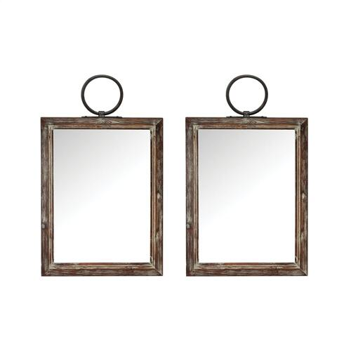 See Details - Ticonderoga Wall Mirror