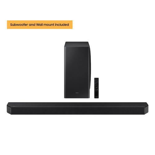 Samsung - HW-Q900A 7.1.2ch Soundbar w/ Dolby Atmos / DTS:X (2021)