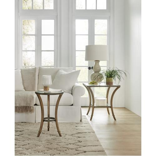Product Image - Round Accent Martini Table