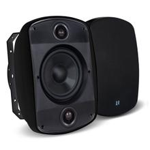 "5B65Smk2-B 6.5"" 2-Way, OutBack Single Point Stereo Speaker in Black"