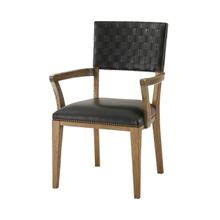 View Product - Millington Dining Arm Chair