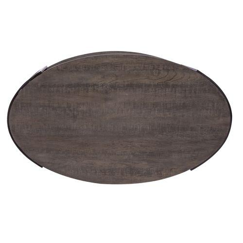 Liberty Furniture Industries - Oval Cocktail Table Top