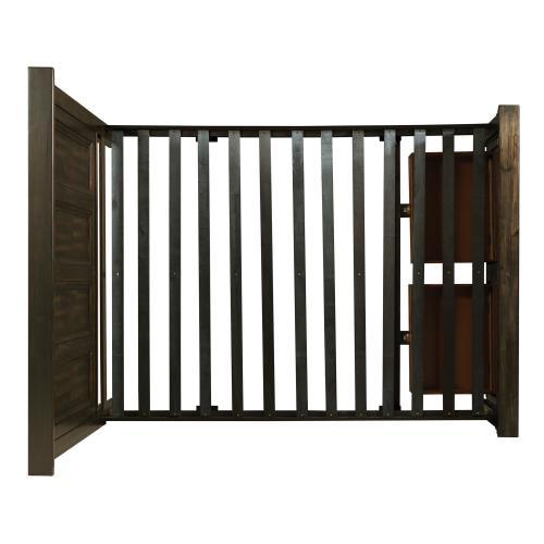 McCabe 2-Drawer Queen Storage Bed