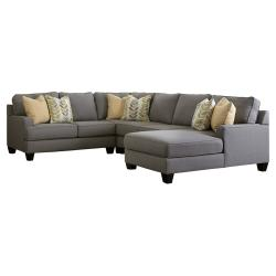 Chamberly 4-piece Sectional With Chaise