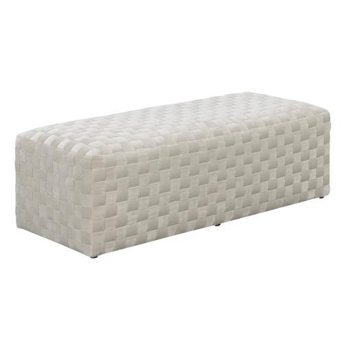 Jamison Upholstered Bench, Taupe U1108-36-09