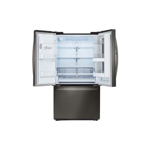 LG - 26 cu. ft. Smart wi-fi Enabled InstaView™ Door-in-Door® Refrigerator