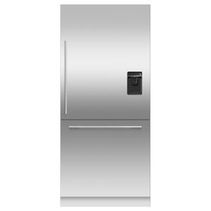 "Fisher & PaykelIntegrated Refrigerator Freezer, 36"", Ice & Water"