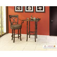 See Details - Iron Base w/Footrest