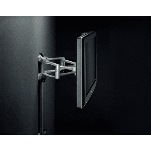 Dyno 102 Small Articulating TV Mount, Graphite Black