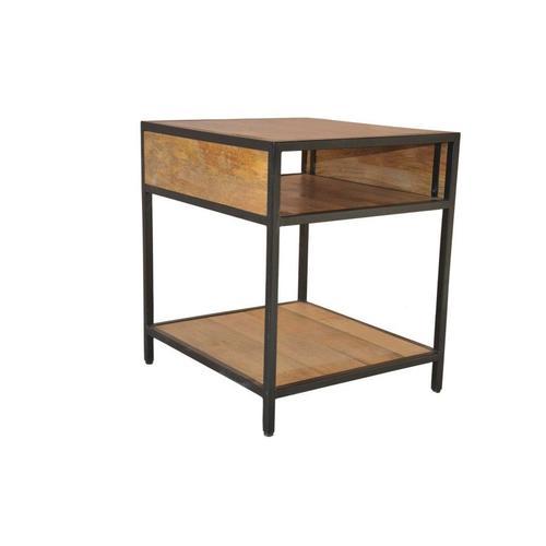 Delancy End Table, PDU-129